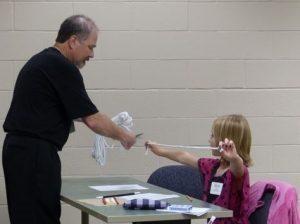 Daryl Rogers Teaching Magic Workshop